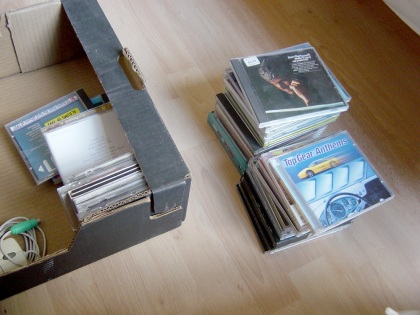 Selling second hand cds using music magpie