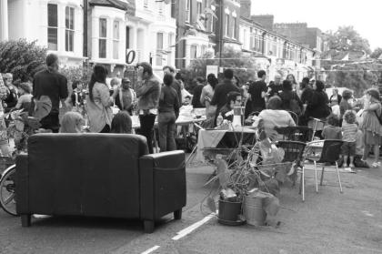 Farleigh Road Big Lunch 1